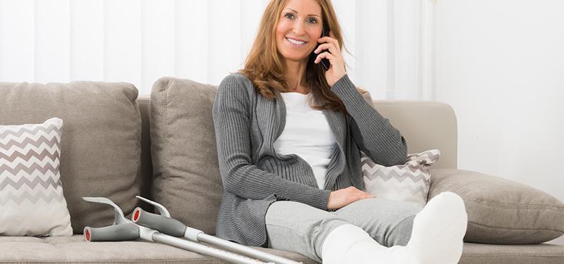 Pomoc wuzyskaniu refundacji NFZ - kontakt telefoniczny